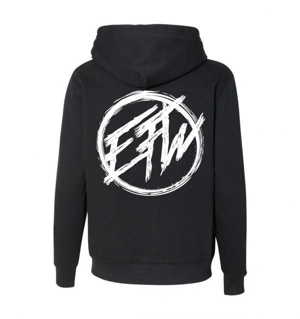 EFW Logo Zipper Back