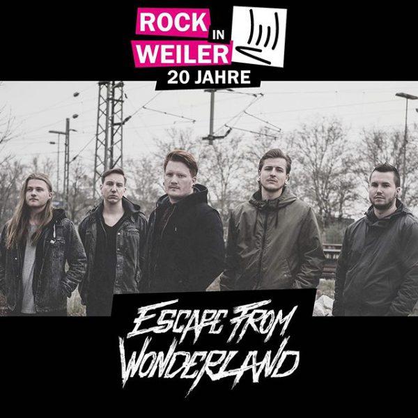 Rock in Weiler 2019 EFW Confirmed