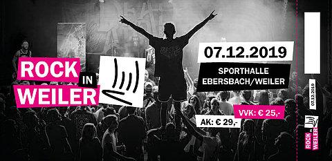Rock in Weiler 2019 Ticket
