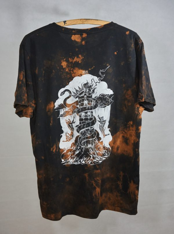 EFW Tower T-Shirt Back